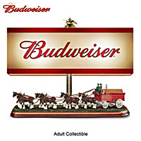 Budweiser Clydesdales Lamp