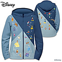 The Magic Of Disney Women\'s Jacket