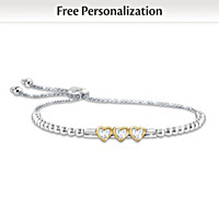 I Love You Always Personalized Bracelet