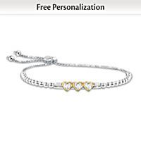 I Love You Always Personalized Bracelet