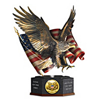 Pride Of America Veterans Tribute Sculpture