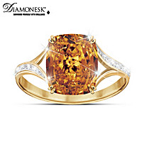 Golden Celebration Ring