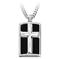 Man Of God Pendant Necklace