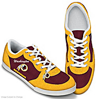 Washington Redskins #1 Fan Women's Shoes