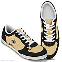 New Orleans Saints #1 Fan Women's Shoes