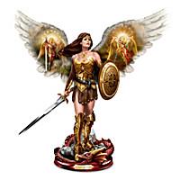 Heavenly Warrior Sculpture