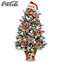 COCA-COLA The Merriest Season Of All Tabletop Tree