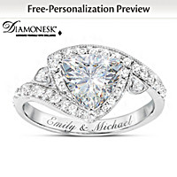 Once In A Lifetime Personalized Ring