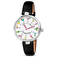 5 O\'Clock Somewhere Women\'s Watch