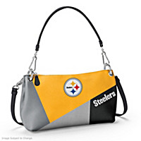 Pittsburgh Steelers Convertible Handbag