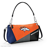 Denver Broncos Convertible Handbag