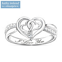 kathy ireland Love Is Beautiful Ring