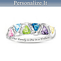One In A Trillion Personalized Ring
