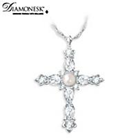 Faith Shines Pendant Necklace