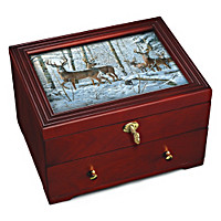 Forest Guardians Keepsake Box