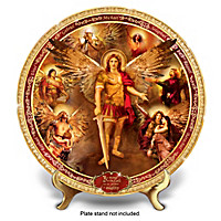 Archangels Of The Lord Masterpiece Collector Plate
