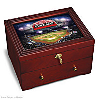Chicago Cubs Strongbox