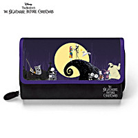 Disney Tim Burton\'s The Nightmare Before Christmas Wallet