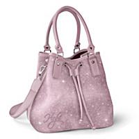 The Sparkle Of Hope Handbag
