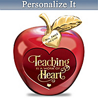 Teacher Personalized Figurine