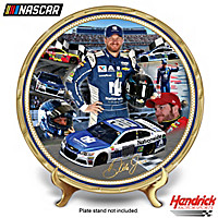 Dale Earnhardt Jr. Collector Plate