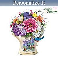 Expressions Of Love Personalized Table Centerpiece