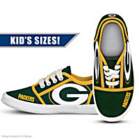 Green Bay Packers Kid's Shoes