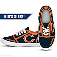 Chicago Bears Kid's Shoes