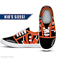 Cincinnati Bengals Kid's Shoes