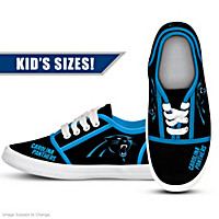 Carolina Panthers Kid's Shoes