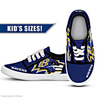 Baltimore Ravens Kid's Shoes