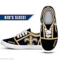 New Orleans Saints Kid's Shoes