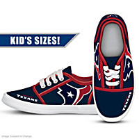 Houston Texans Kid's Shoes
