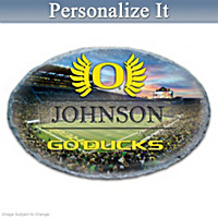 University Of Oregon Personalized Welcome Sign