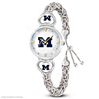 Wolverines Forever Women\'s Watch