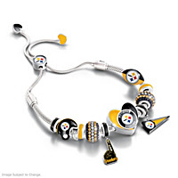 Steelers Spirit Bracelet