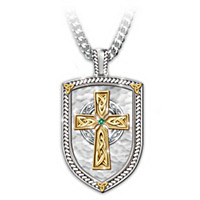 Pride Of Ireland Pendant Necklace
