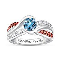 Spirit Of America Ring