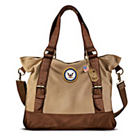 U.S. Navy Convertible Tote Bag