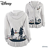 Disney A Magical Day Women\'s Hoodie