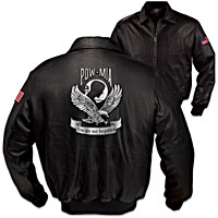 You Are Not Forgotten Men's Jacket