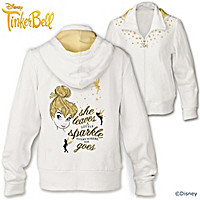 Disney Tinker Bell Magic Women\'s Hoodie
