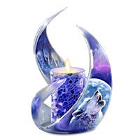 Mystic Dreams Mosaic Candleholder