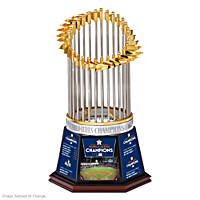 2017 World Series Champions Astros Trophy Sculpture