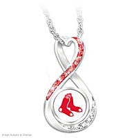 2018 World Series Champions Red Sox Pendant Necklace