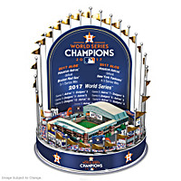 Houston Astros 2017 World Series Champions Carousel