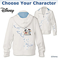 Disney Dream Wish Believe Women\'s Hoodie