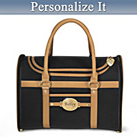 On The Go Personalized Pet Carrier