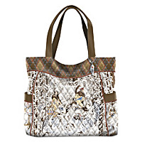 Guiding Spirits Of The Wilderness Tote Bag