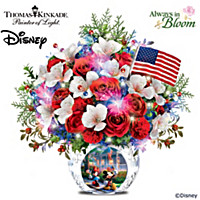 Disney Hometown Pride Table Centerpiece